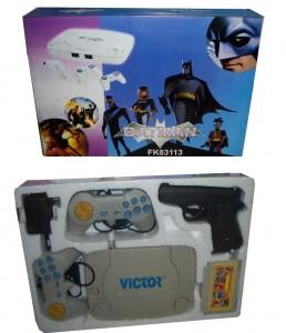 """""""Batman"""" et une fausse PS1 malaisienne"""
