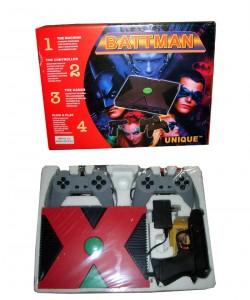 Battman sur une pseudo X box malaysienne
