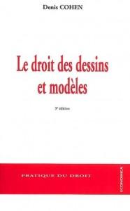 couverture-droit-dessins-et-modeles-denis-cohen1