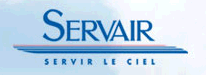 ancien logo Servair