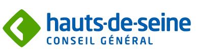Nouveau logo pour le Conseil Général des Hauts de Seine