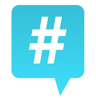 Hashtag et marques quelles tendances le petit mus e for Office design hashtags