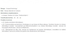 marque française n°3815559